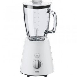 BRAUN TributeCollection JB 3060 - Blender, Glasopzetstuk, 800 Watt