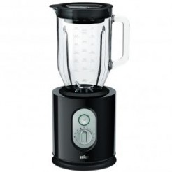 BRAUN IdentityCollection JB 5160 - Blender met Glasopzetstuk, Zwart