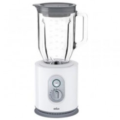BRAUN IdentityCollection JB 5160 - Blender met Glasopzetstuk, Wit